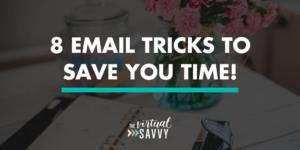 email tricks