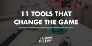 tools you need for your business