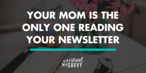 How to get people to read your newsletter