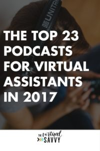 Podcasts for VA's