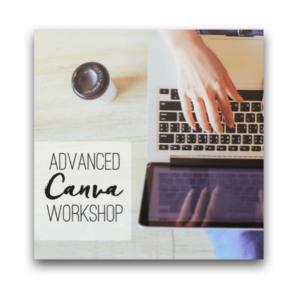 Advanced Canvas Workshop