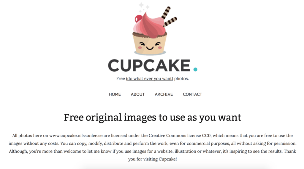 Cupcake free stock photos