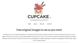 Cupcake free stock photos