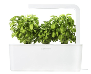 indoor smart fresh herb garden gift guide virtual assistant