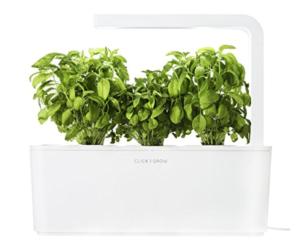 indoor smart fresh herb garden gift guide virtual assistant