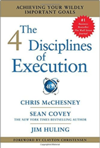 the 4 disciplines of execution virtual assistant gift guide
