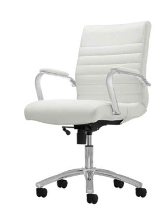 Dreamy white office chair gift guide virtual assistant