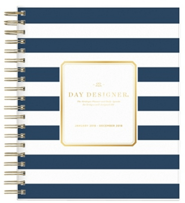 Day Designer for Blue Sky™ Daily/Monthly Planner gift guide virtual assistant