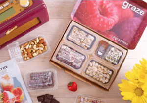 graze box virtual assistant gift guide